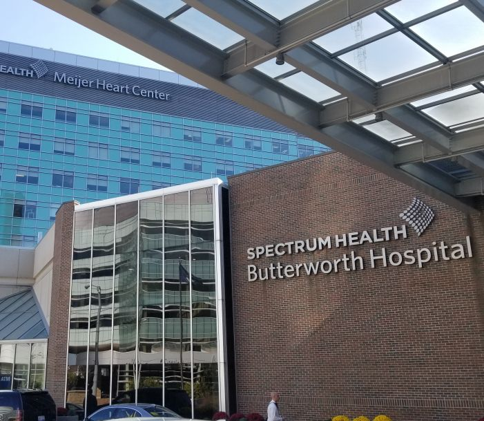 Spectrum Health Butterworth Hospital